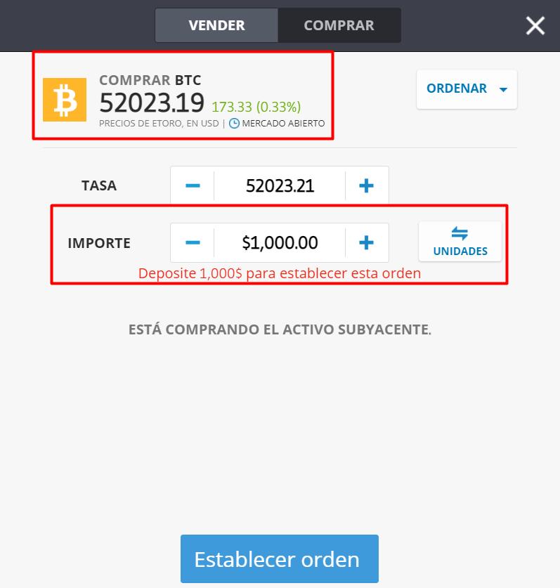Bitcoin evolucion