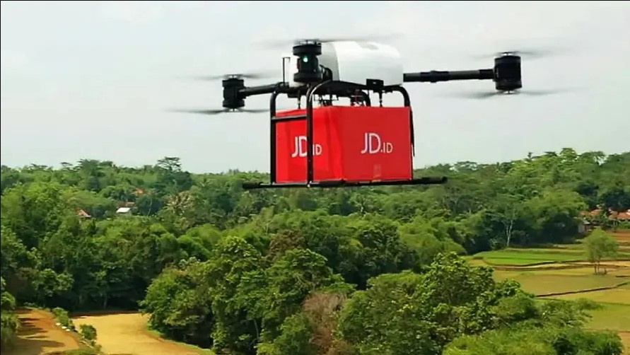 Drones NVIDIA