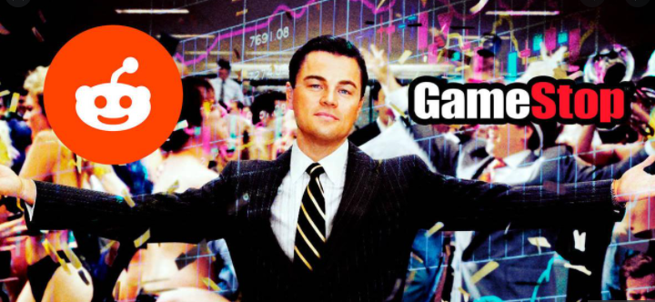 Gamestop Wall Street
