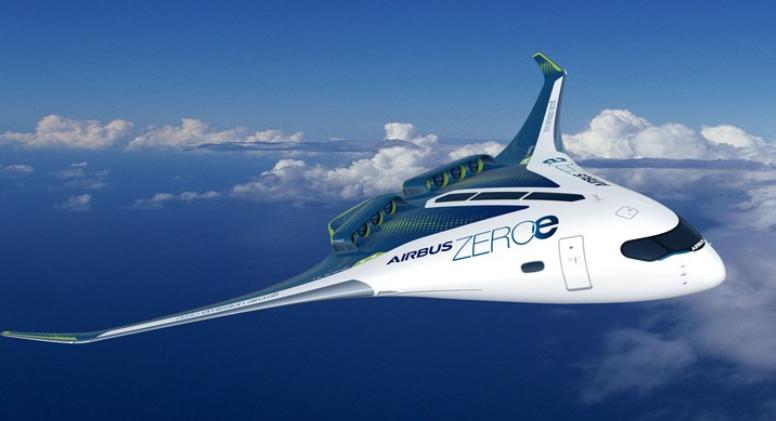 aviones ZEROe