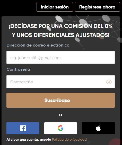 Capital.com registro
