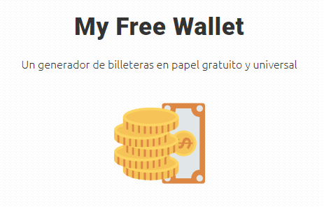 My free wallet