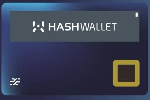 hash wallet