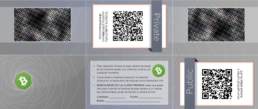 paper wallet bitcoin cash